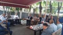 SİİRT VALİSİ - Siirt'te Resmi Bayramlaşma Töreni Yapıldı