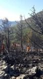 MAHMUT YıLMAZ - Silifke'de Çıkan Orman Yangını Kontrol Altına Alındı