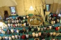 RÜSTEM PAŞA - Tekirdağ'da Bayram Namazında Camiler Doldu Taştı