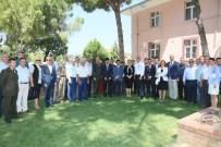 İZMIR YÜKSEK TEKNOLOJI ENSTITÜSÜ - Urla'da Bayramlaşma Töreni