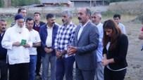 DIRAYET - Van'da Hayatını Kaybeden PKK'lı, Doğubayazıt'ta Toprağa Verildi