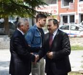 AFYONKARAHİSAR VALİLİĞİ - Bakan Eroğlu Afyonkarahisar'da (1)