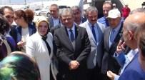 VEYSİ KAYNAK - Başbakan Yardımcısı Kaynak Açıklaması 'Modern Konteyner Kent İnşa Ediyoruz'