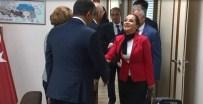 ÇETIN ARıK - CHP'den MHP'ye Bayram Ziyareti