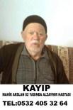 AYAKKABICI - Emekli Maaşını Almak İçin Evden Çıkan Yaşlı Adam, Günlerdir Kayıp