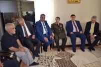 DEDE MUSA BAŞTÜRK - Erzincan'da Bayramlaşma
