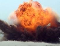 Reyhanlı'da bir evde patlama: 2 yaralı