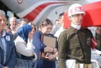 ZEYİD ASLAN - Helikopter Kazasında Hayatını Kaybeden Anne-Kızın Cenazesi Tokat'ta