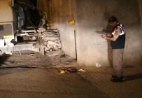 KANALİZASYON ÇALIŞMASI - Vidanjör İle Evin Duvarı Arasında Kalan İşçi Öldü