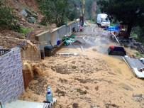 5 Günde 6 Aylık Yağış Düştü