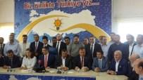 LÜTFIYE İLKSEN CERITOĞLU KURT  - AK Partililer Bayramlaştı