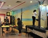 HAT SANATı - Akşehir Nasreddin Hoca Şenliği Sürüyor