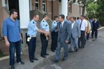 HULUSI ŞAHIN - Dilovası Protokolü Asker Ve Polisleri Ziyaret Etti