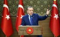 NIJERYA DEVLET BAŞKANı - Erdoğan'dan Müslüman Liderlere Bayram Tebriği