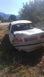Eskişehir'de Trafik Kazası Açıklaması 5 Yaralı