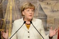 ASKERİ TATBİKAT - Merkel'den 'İncirlik' Açıklaması