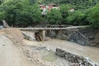 Ordu'ya 5 Günde 6 Aylık Yağmur Düştü