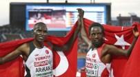 MİLLİ ATLETLER - Avrupa Şampiyonası'nda madalya şov