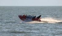 MUSTAFA AKIŞ - Beyşehir Gölü'nde Jetboat Turları Başladı
