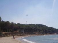 MEHMET GÜRKAN - Çanakkale'deki Orman Yangını