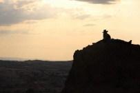 PERI BACALARı - Kapadokya'da Gün Batımı Keyfi