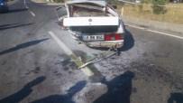 Milas'ta Trafik Kazası Açıklaması 3'Ü Ağır 5 Yaralı