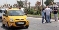 MURAT ÇELIK - Taksiciye kırmızı ışıkta kurşun yağmuru