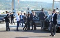 BÖLÜNMÜŞ YOLLAR - Başbakan Binali Yıldırım, Osmangazi Köprüsü'nde Basın Mensupları İle Buluştu