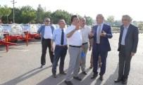 KARıNCALı - Bursa Yangına Karşı Artık Daha Güvenli
