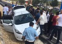 Erzincan'da Feci Kaza Açıklaması 1 Ölü, 9 Yaralı