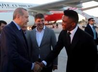 SAMUEL ETOO - Erdoğan sahaya çıkıyor