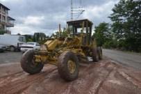 ASLANCAMI - Fatsa'da Belediyeler 74 İş Makinesi İle Seferber Oldu