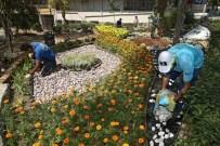 OTISTIK - Konak'a Ülke Seramiklerinin Sergilendiği Barış Merdiveni