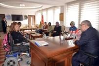 TÜRKIYE SAKATLAR DERNEĞI - Kütahya Valisi Ahmet Hamdi Nayir Açıklaması Engelli Sayısının Arttığı Yönündeki Algı Doğru Değil