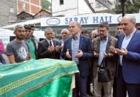 YERYÜZÜ DOKTORLARI - Trafik Kazasında Hayatını Kaybeden Furkan Cansız'a Son Görev