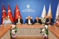 BURSA ESNAF VE SANATKARLAR ODALARı BIRLIĞI - AK Parti Bursa İl Başkanı Cemalettin Torun Açıklaması