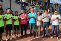 Başkan Şirin Minikler Futbol Turnuvası Final Törenine Katıldı