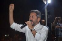 AHMET GAZI KAYA - Başkanvekili Aydın Kahta'da Demokrasi Nöbetine Katıldı