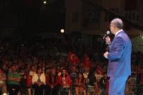 TİYATRO OYUNU - Bünyan'da Çanakkale Ve Türk Ezgileri Rüzgarı Esti