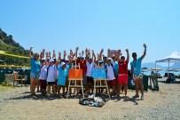 PROMOSYON - Büyükşehirin Plajlarda Turizm Ve Spor Etkinlikleri Sona Erdi