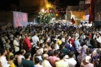 AHMET KARATEPE - Ceylanpınar'da Demokrasi Nöbeti Devam Ediyor