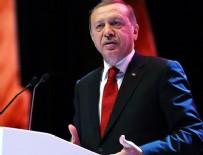 MHP - Cumhurbaşkanı Erdoğan'dan tarihi çağrı