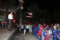 OSMAN ZOLAN - Denizli Büyükşehir Demokrasi Şehitlerine Sahip Çıkıyor