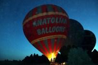 SICAK HAVA BALONU - Dünyanın En Gözde Balon Uçuş Alanı Kapadokya