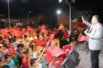 FEVAI ARSLAN - Düzce Ve İlçelerinde Demokrasi Nöbetleri Devam Ediyor