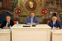 MILLI ATLET - Gümüşhane İl Genel Meclisi'nin Ağustos Ayı Toplantıları Başladı