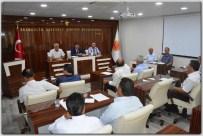 MEHMET METIN - İl Genel Meclisi Ağustos Ayı Çalışmalarına Başladı