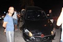 KAHVEHANE - İncirliova'daki Kazada Faciadan Dönüldü
