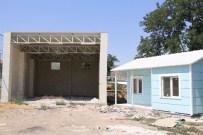 GÖKÇEÖREN - İtfaiye Binaları Bir Bir Tamamlanıyor