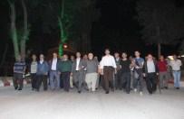 BAYıNDıRLıK VE İSKAN BAKANı - Kavak'ta Demokrasi Yürüyüşü